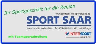 Sport Saar Logo